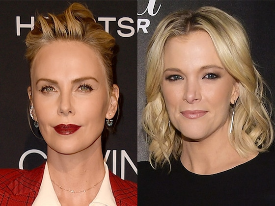 "Why Charlize Theron Was ""S--t Scared"" to Portray Megyn Kelly in <i>Bombshell </i>"