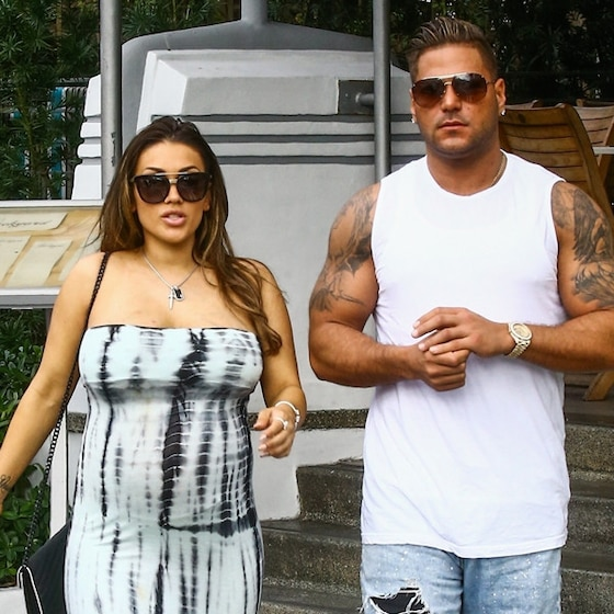 Ronnie Ortiz-Magro and Jen Harley Spend the Day Together in Miami Amid Relationship Tension