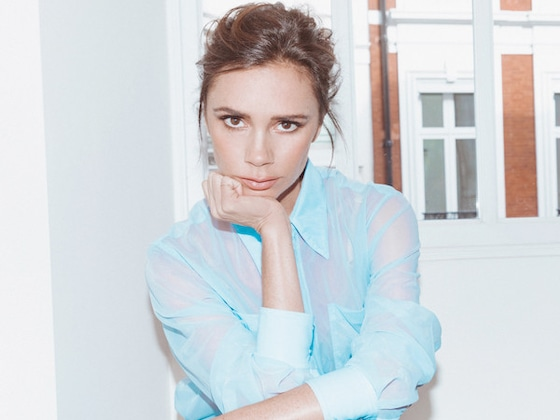 How Victoria Beckham Is Celebrating Her People's Choice Awards Win