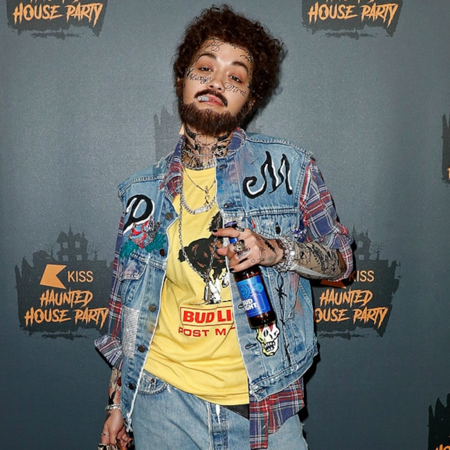 Rita Ora, Halloween, Post Malone, KISS Haunted House Party 2018