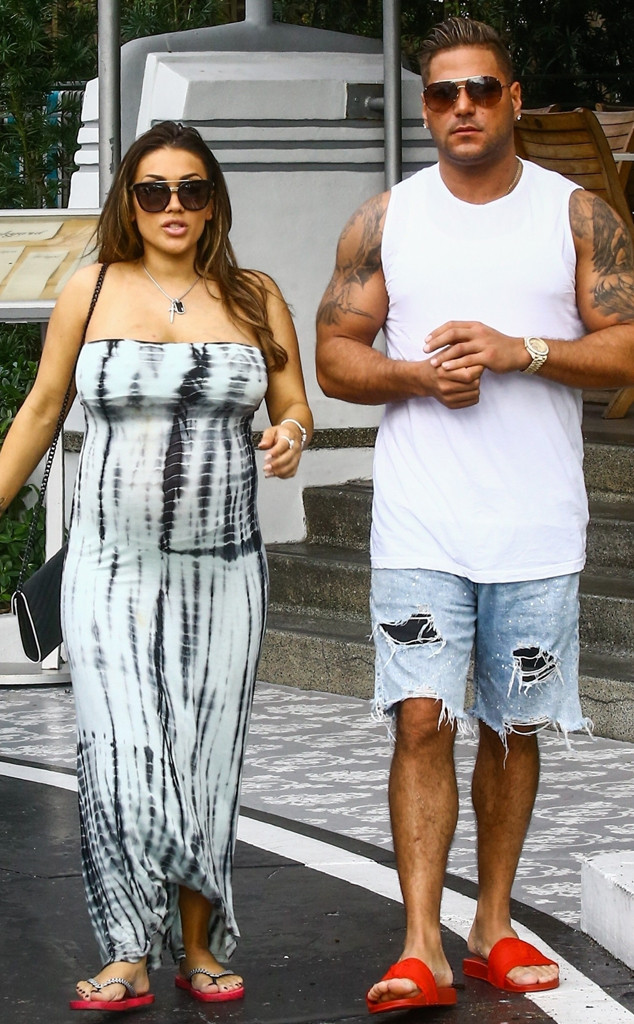 Ronnie Ortiz-Magro and Jen Harley Split Again After Cheating