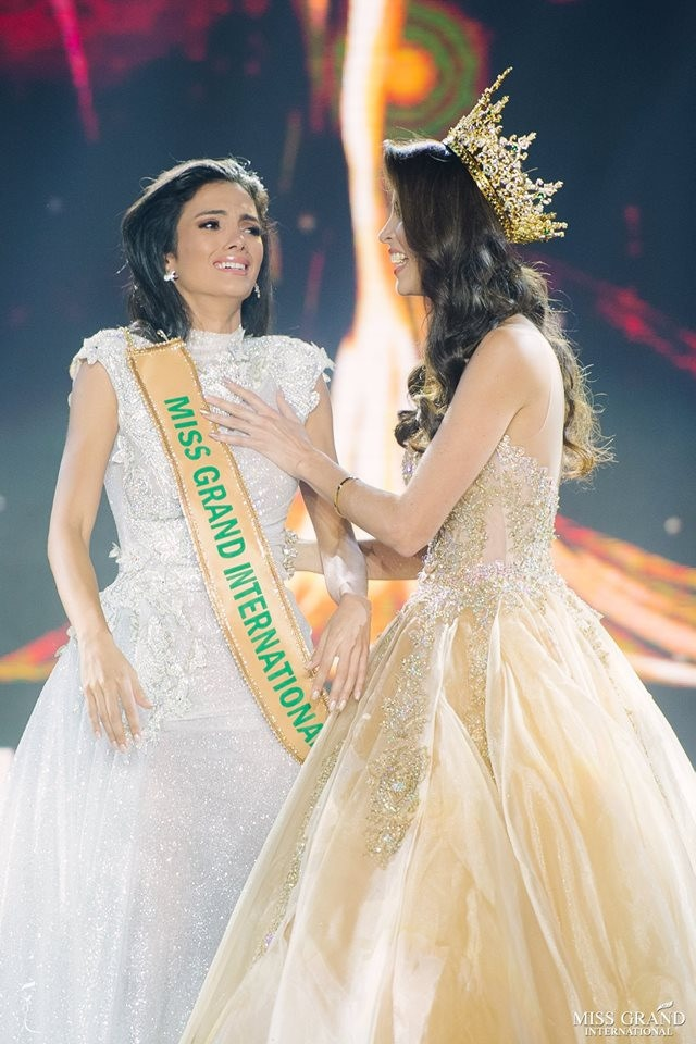 Miss Grand International, Miss Paraguay