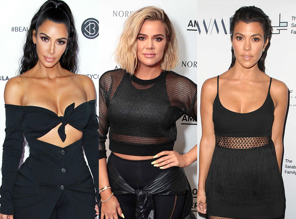 Khloe Kardashian Reveals Which Sister Shed Want to Be