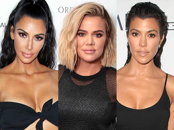 Watch Khloe Kardashian's Birthday Messages From Kim, Kourtney, Kylie & a Hilarious Surprise Guest!