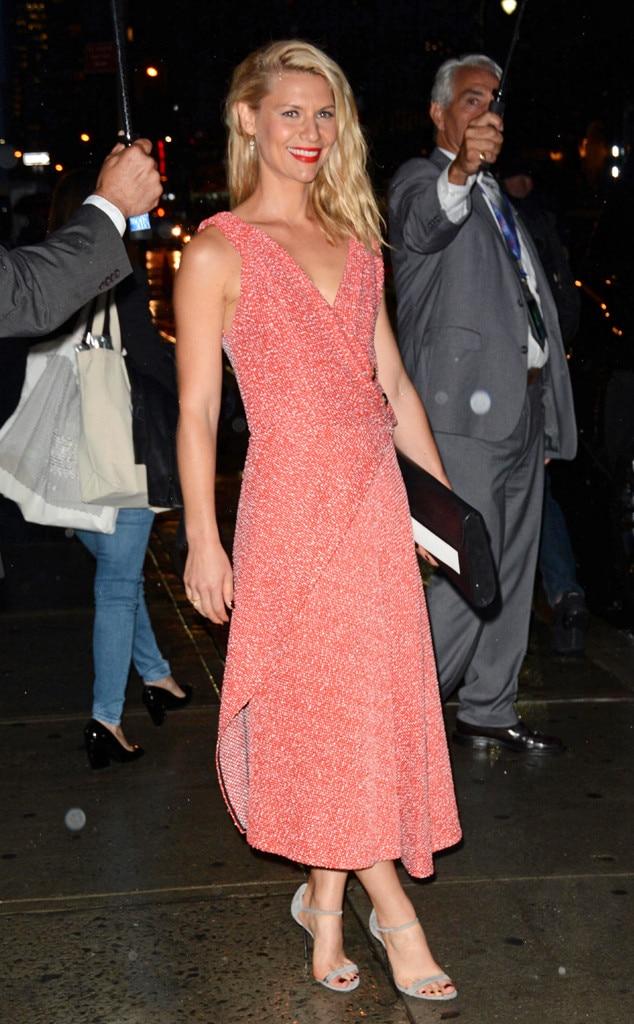 Claire Danes, Celebs Wearing Victoria Beckham