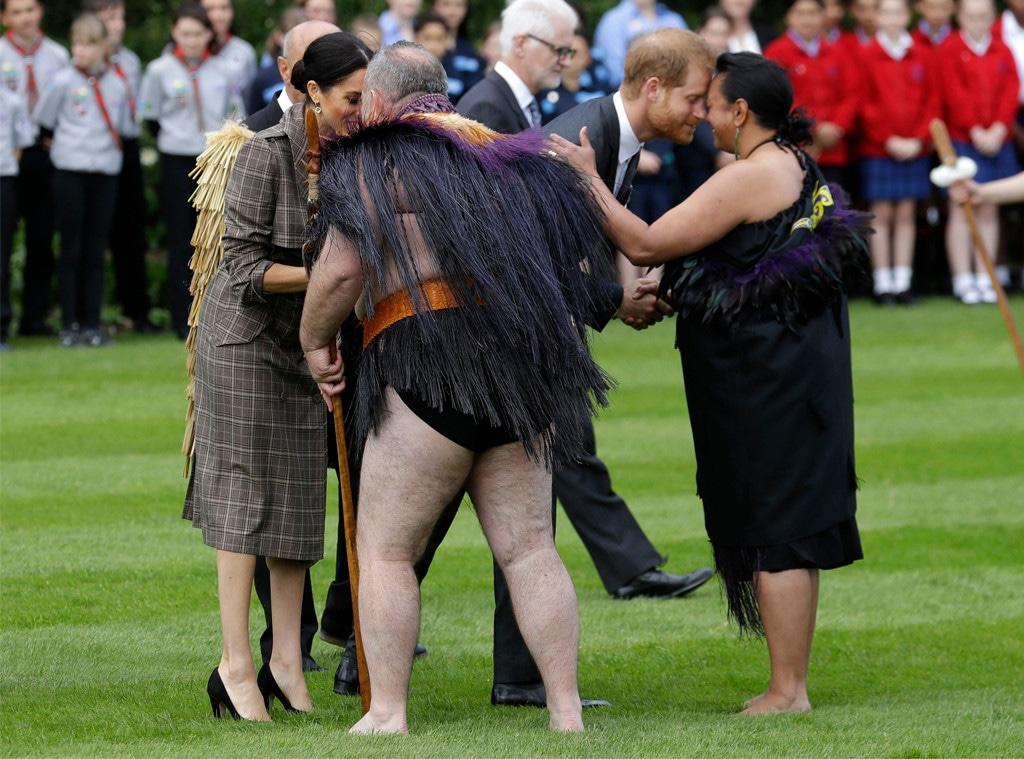 Meghan Markle, Prince Harry, New Zealand