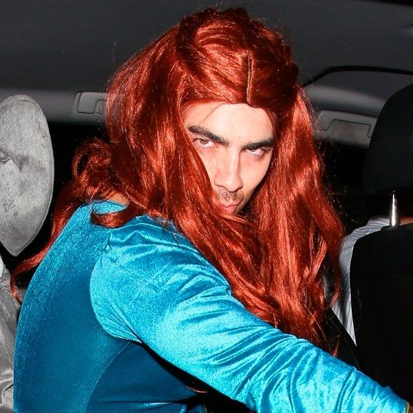 Joe Jonas, Halloween