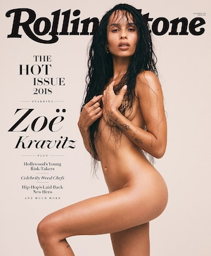 Zoe Kravitz, Rolling Stone