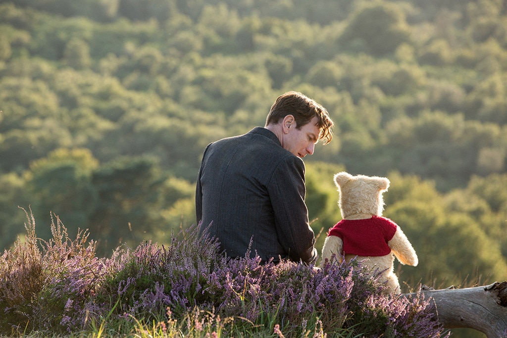 Christopher Robin  -  This adorable little adaptation of the Winnie the Pooh franchise, which starred  Ewan McGregor  as the grown version of the titular character who'd lost his sense of imagination, only to be reunited with all his old stuffed friends, was a modest success for the studio. It grossed $197.2 million worldwide on a budget of $70 million, earning an A from CinemaScore.