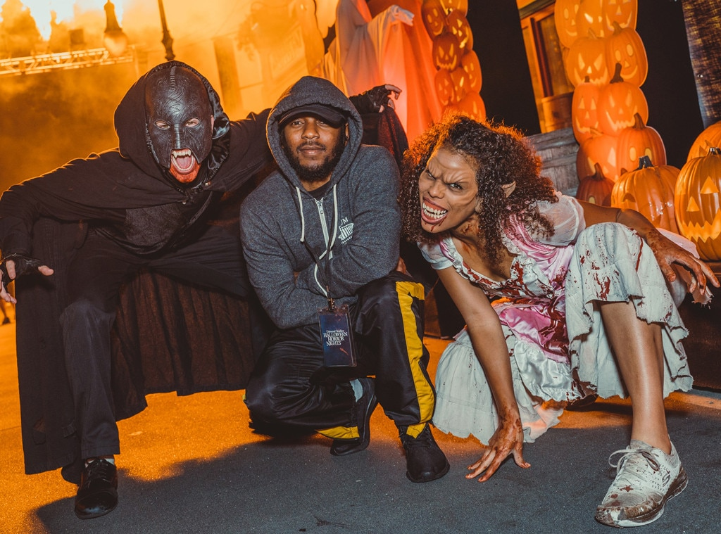 Kendrick Lamar, Halloween 2018