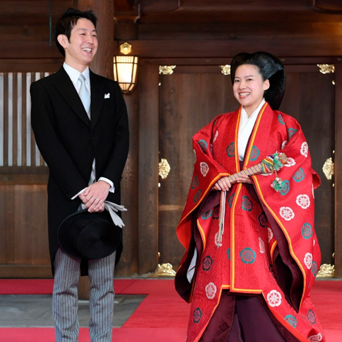 Japan's Princess Ayako Ditched Her Royal Title to Marry a Commoner | E! News Australia