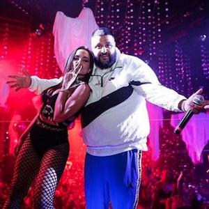 Anitta, DJ Khaled