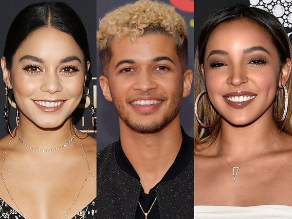 <i>Rent</I> Cast Revealed: See Vanessa Hudgens, Jordan Fisher and More in Character</i>