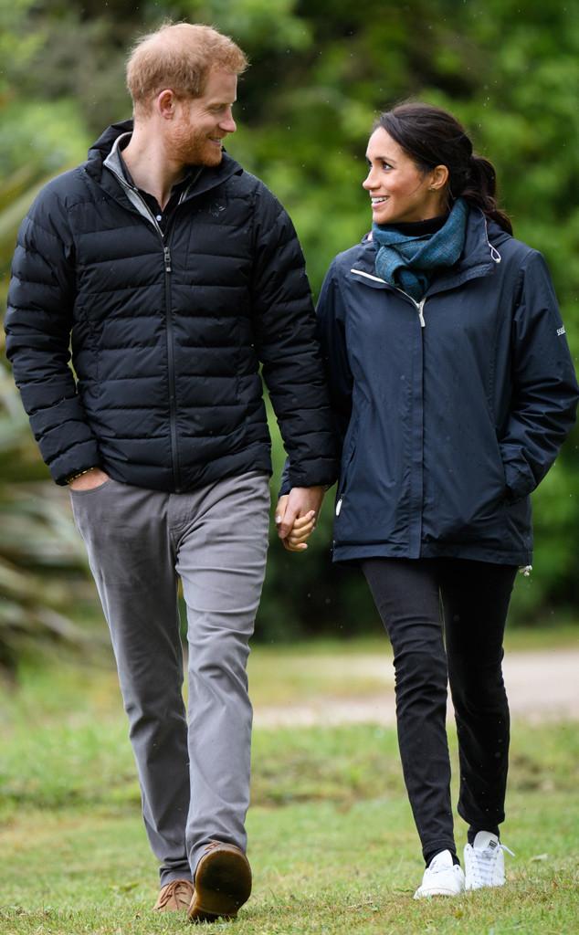 Prince Harry, Meghan Markle, New Zealand