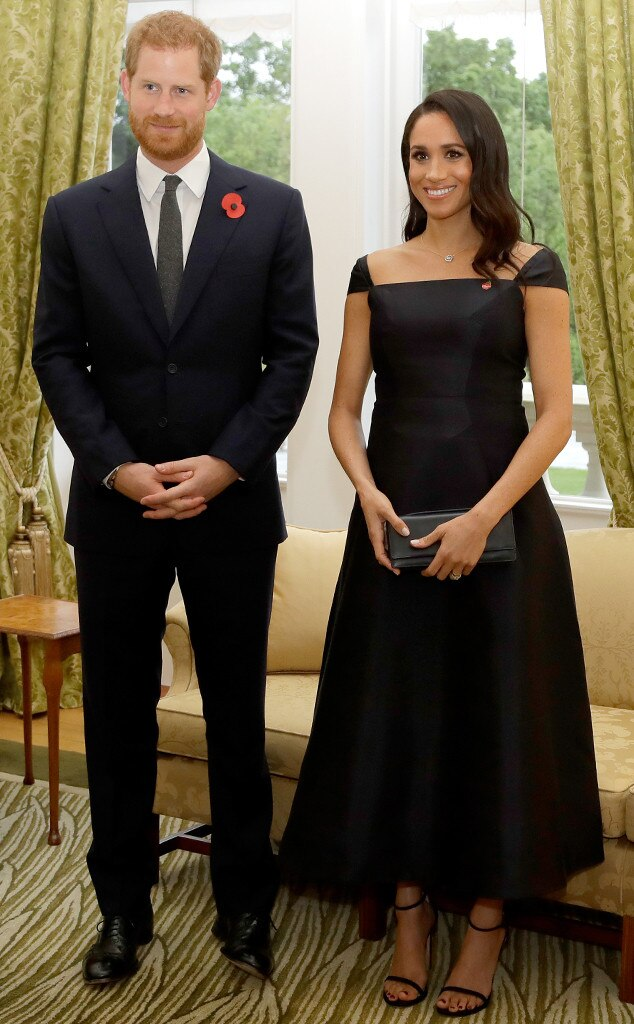 ESC: Meghan Markle, Duchess of Sussex