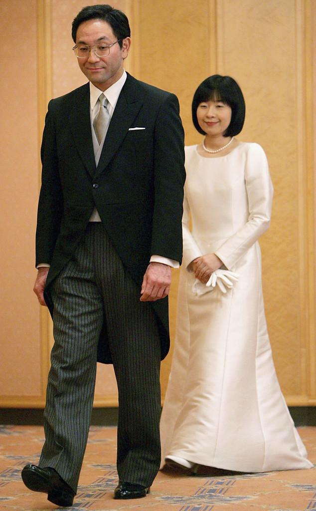 Princess Sayako, Yoshiki Kuroda