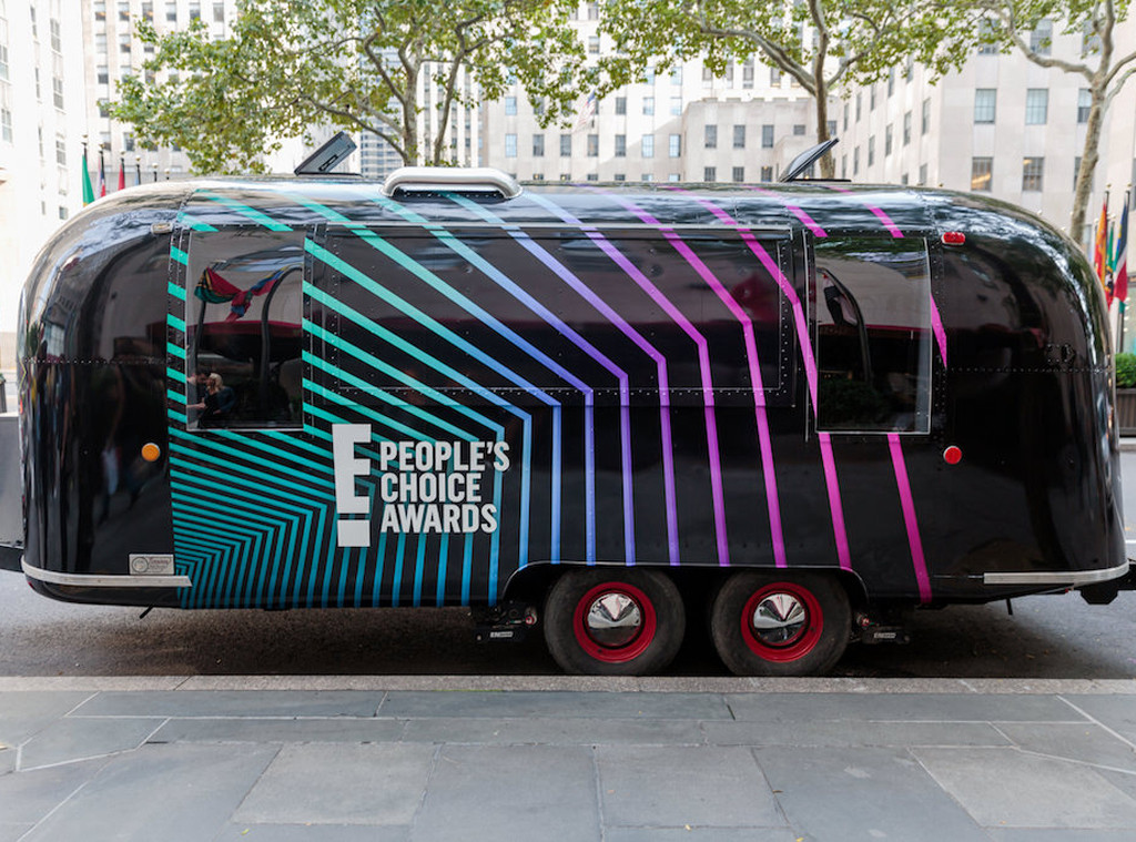 People's Choice Awards, PCAs, PCAs Food Truck