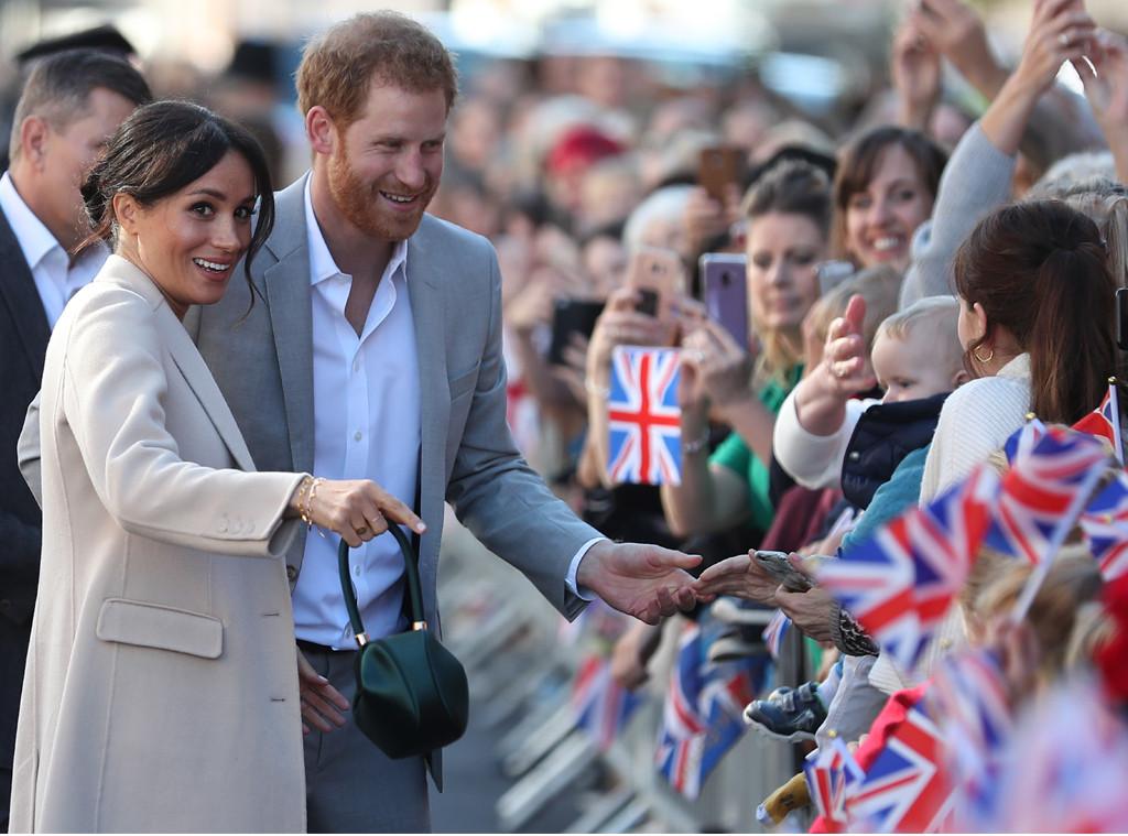 Prince Harry, Meghan Markle, Sussex Visit