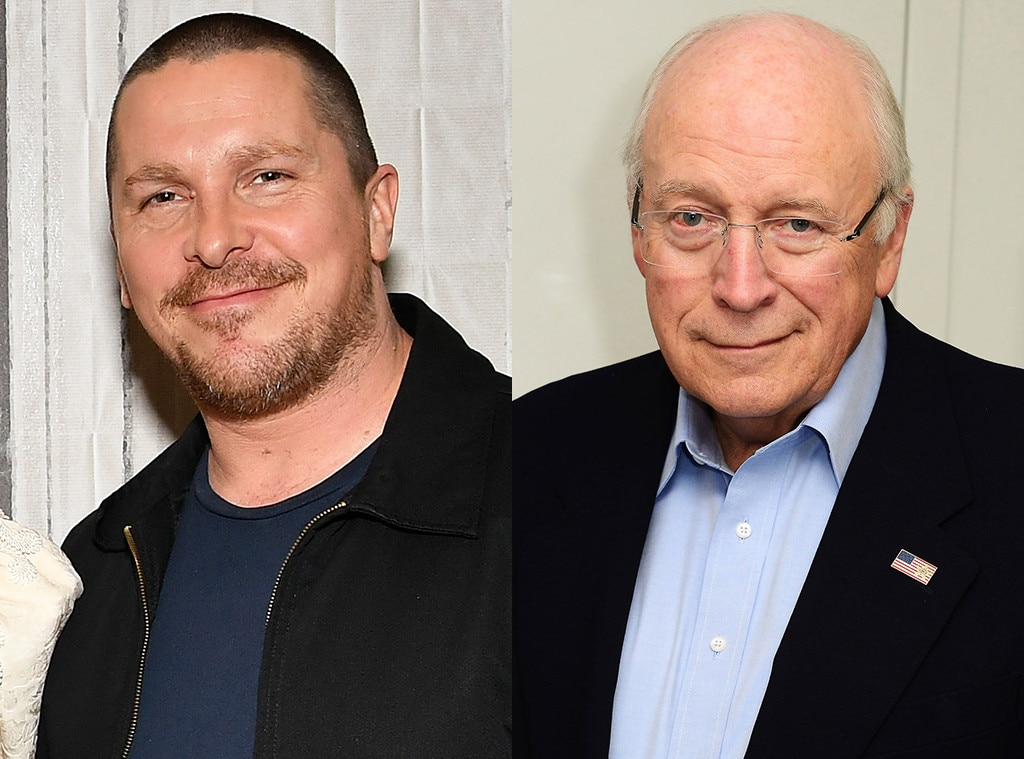 See how Christian Bale transformed into Dick Cheney for 'Vice'