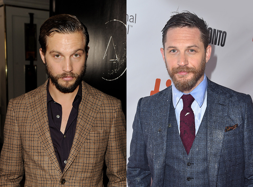 Move Over, Tom Hardy! Logan Marshall-Green's Doppelgänger Is