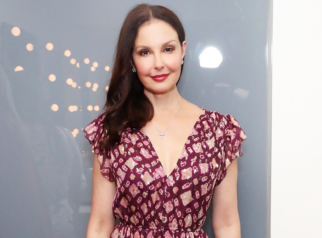 Ashley Judd Gives Major Health Update Almost 6 Months After Leg Injury E Online