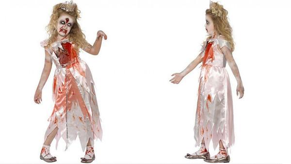 Disfraz princesa diana