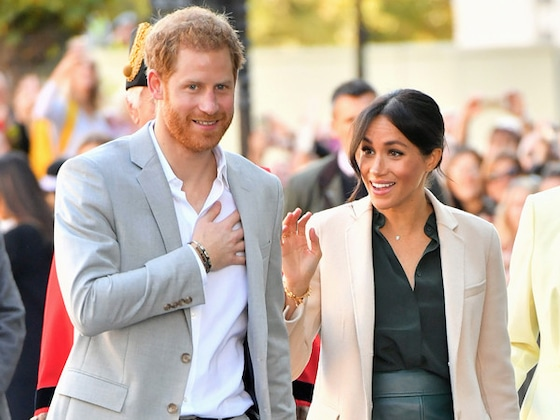 How Prince Harry and Meghan Markle Have Managed to Keep Calm and Carry On Through Their Challenging First Months of Marriage