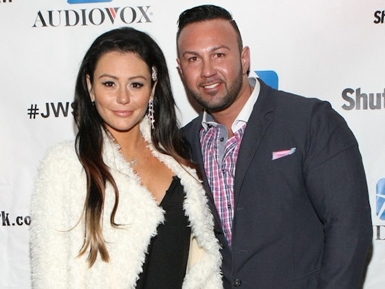 "Roger Mathews Delivers Special Message to Jenni ""JWoww"" Farley on Wedding Anniversary"