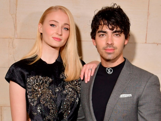 Sophie Turner's Dad Has Become a Sucker For the Jonas Brothers