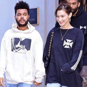 The Weeknd, Bella Hadid
