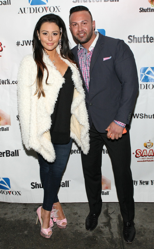 JWoww, Roger Mathews