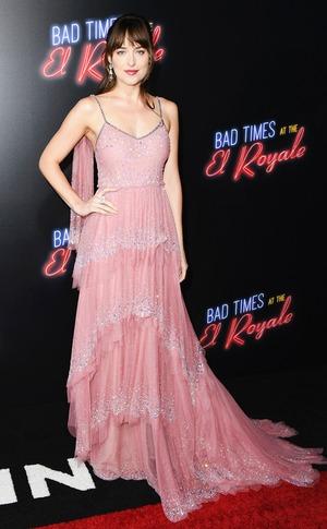 ESC: Best Looks, Dakota Johnson