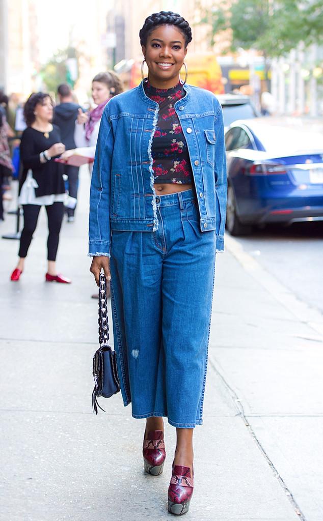 ESC: Best Dressed, Gabrielle Union