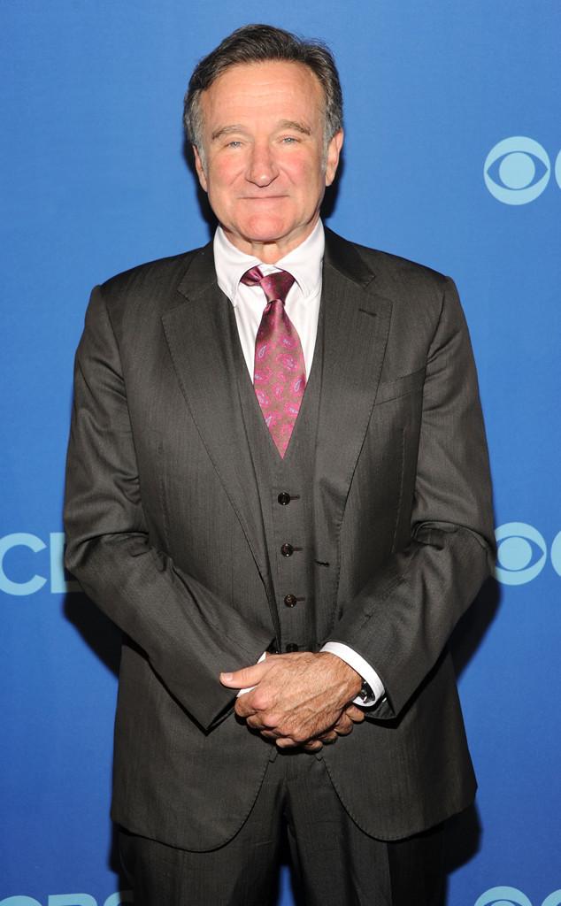 Robin Williams, 2013
