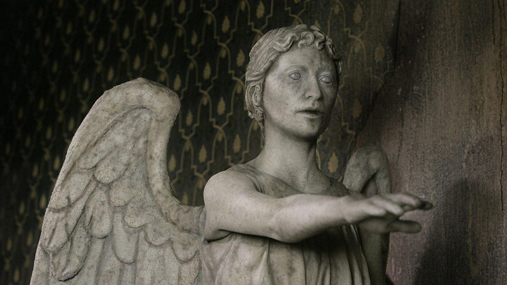 "Doctor Who , ""Blink"" -  There are plenty of absolutely terrifying episodes of  Doctor Who , but ""Blink"" is one that will stay with you. Carey Mulligan  stars in this outing about angel statues that are, in fact, just statues…when you're looking at them."