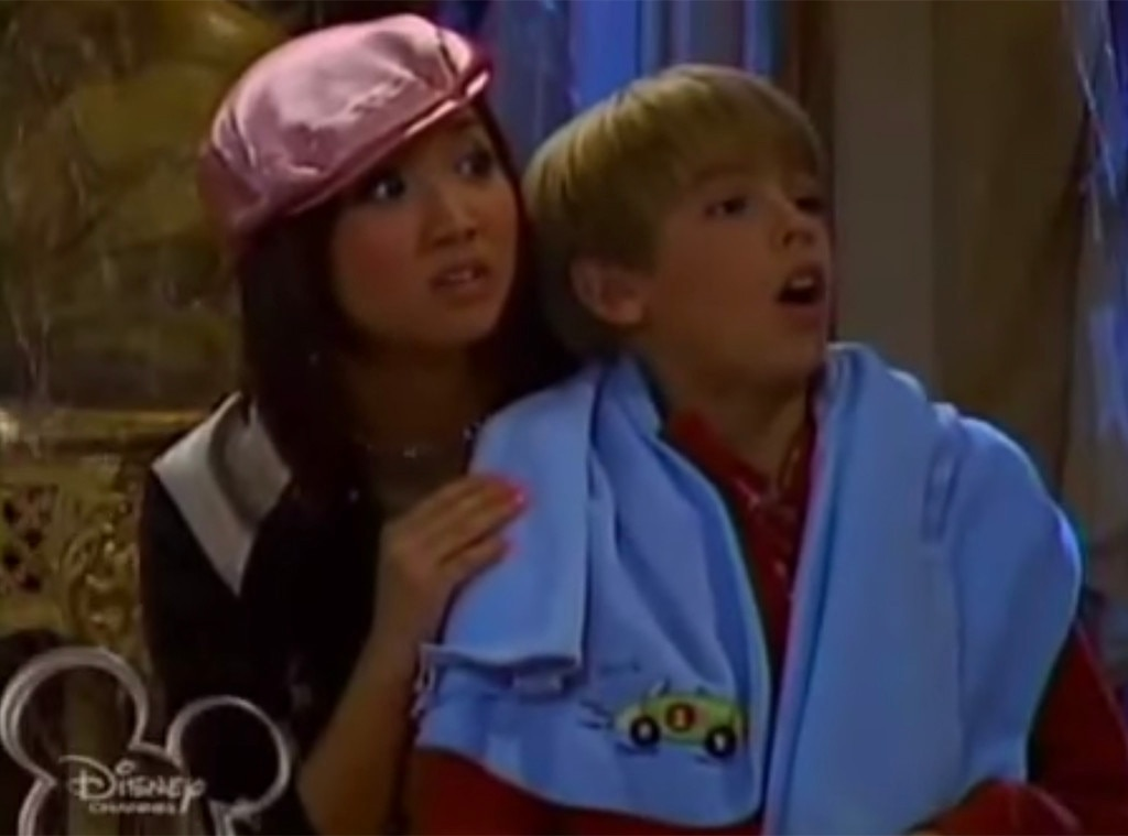 "Suite Life of Zack and Cody , ""The Ghost in Suite 613"" -  Surely you've heard the tale of Irene, the hotel guest who was killed by a broken mirror in 1942 after her husband opened an Italian restaurant with another woman, and who is now a ghost who hates pizza. This episode is perfectly spooky, perfectly silly, and the perfect palate cleanser after some of the more terrifying parts of this list."