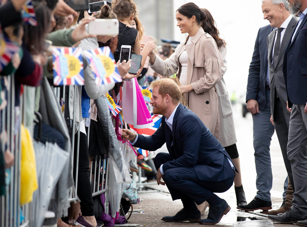 Prince Harry, Meghan Markle, Children, New Zealand