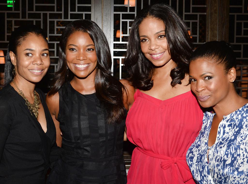 ESC: Actresses Regina Hall, Gabrielle Union, Sanaa Lathan and Nia Long
