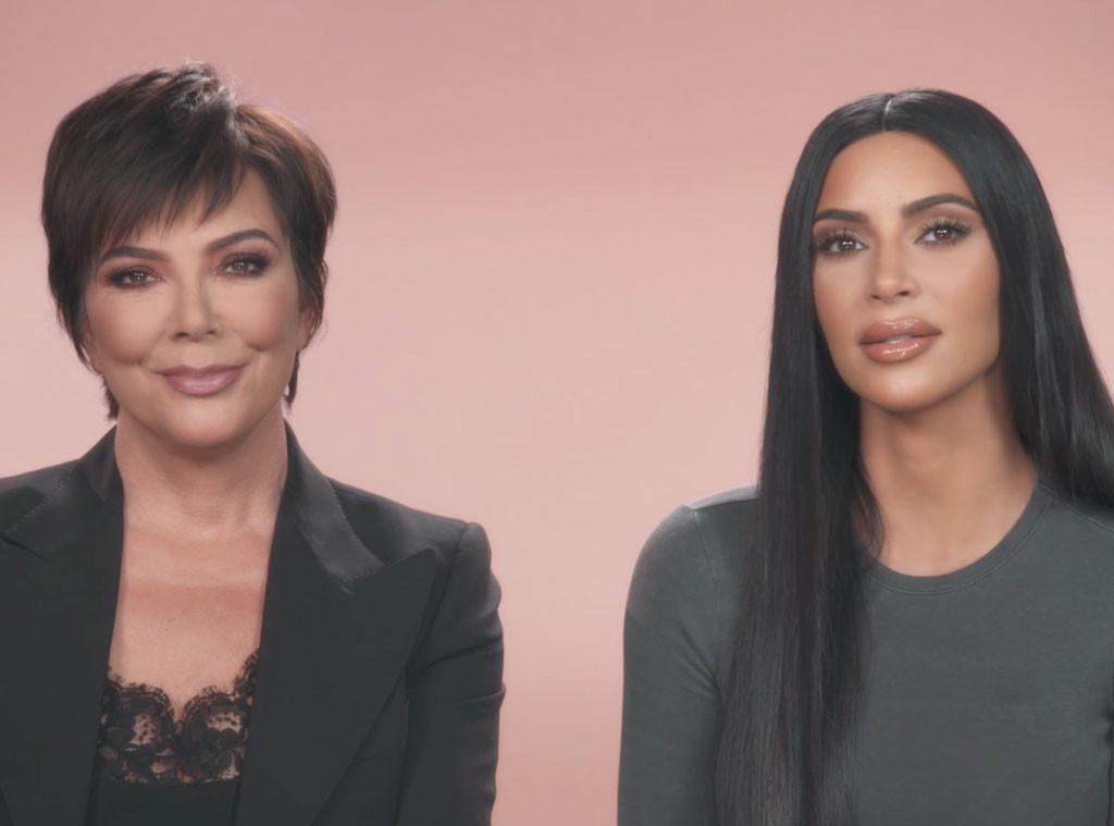 Kim Kardashian, Kris Jenner, KUWTK 1512