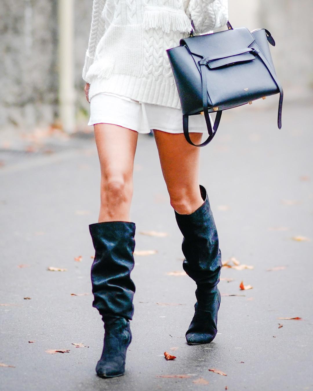 Shopping: Splurgeworthy Knee High Boots