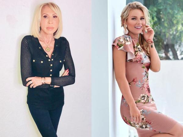 Laura Bozzo, Irina Baeva