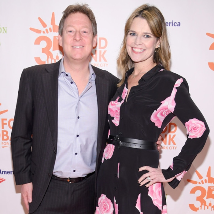 Savannah Guthrie Broke Up With Her Husband On The Day He Proposed E Online
