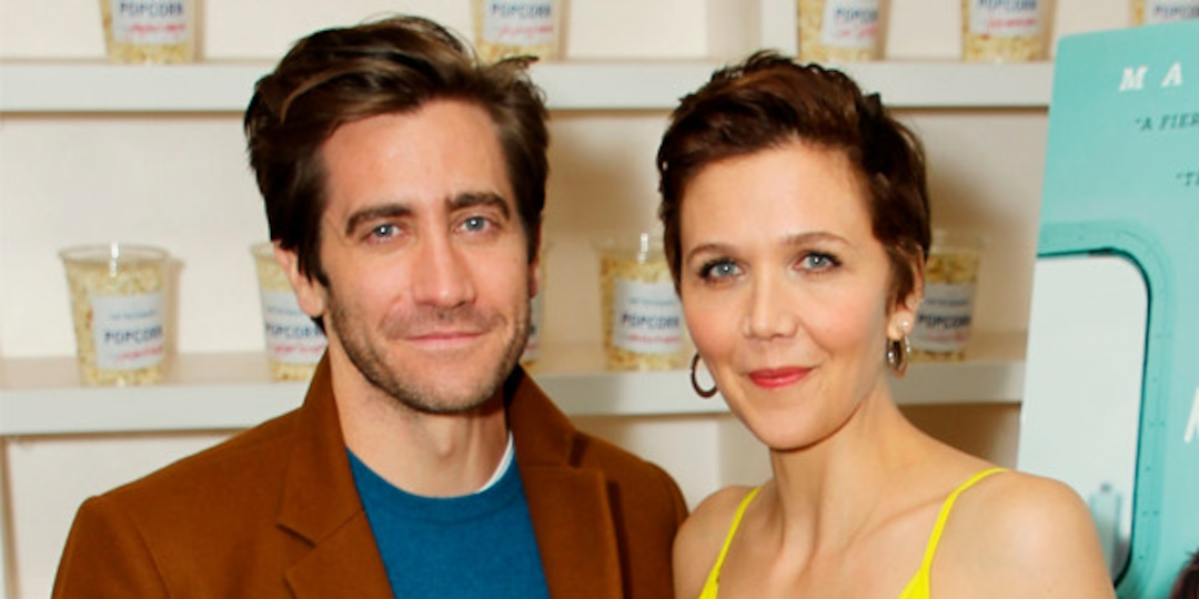 Jake Gyllenhaal Offers Rare Insight Into His Life as an Uncle to Maggie Gyllenhaal's Kids - E! Online.jpg