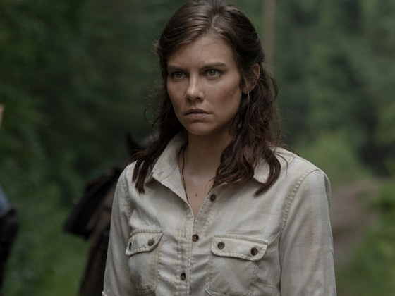 <i>The Walking Dead</i> Finally Reveals What Happened to Lauren Cohan's Maggie