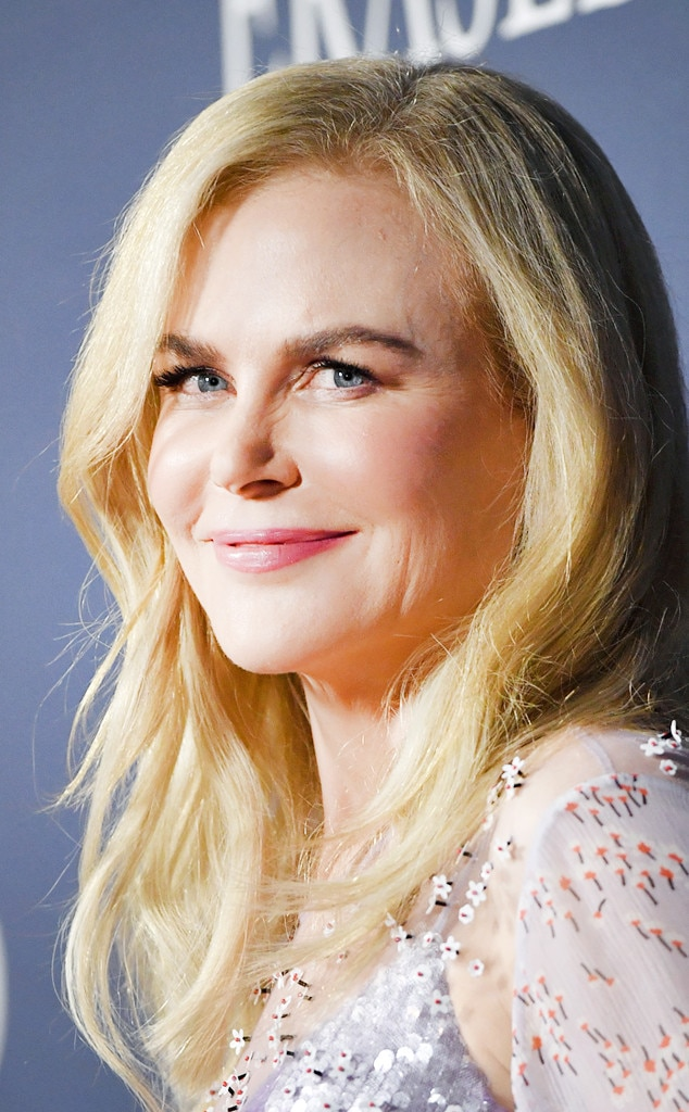 ESC: Nicole Kidman, Red Carpet Beauty