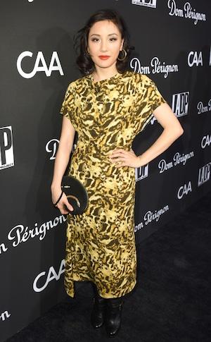Constance Wu, Celebs Wearing Victoria Beckham