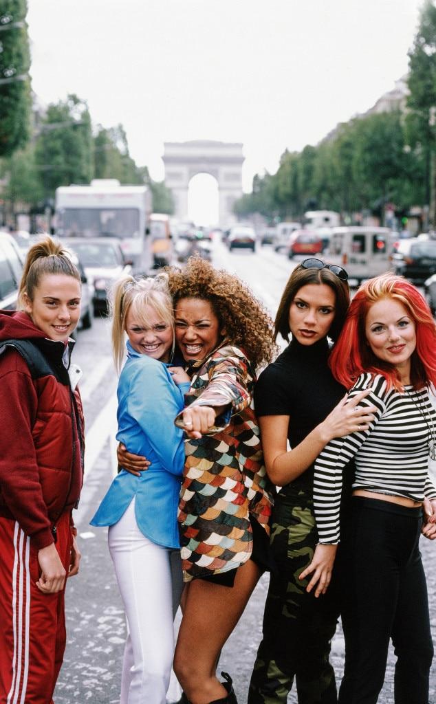 ESC: Victoria Beckham Style Evolution, 1996