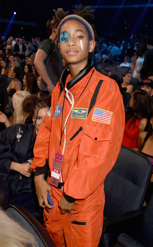 Willow Smith, 2015 MTV Video Music Awards