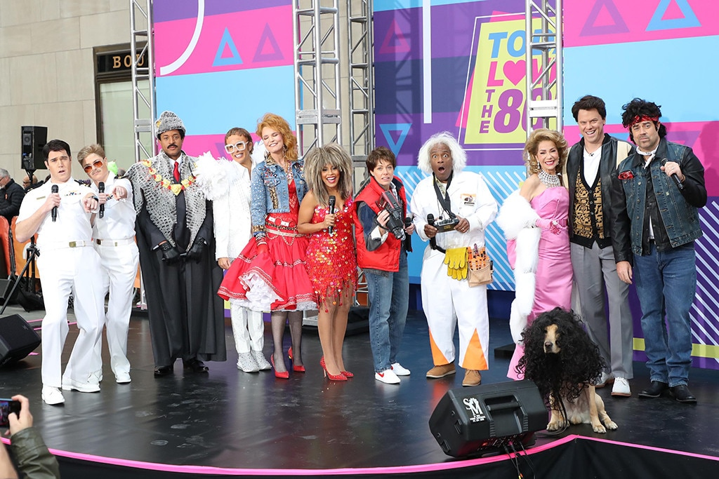 Today Show, Today Show Cast, Halloween