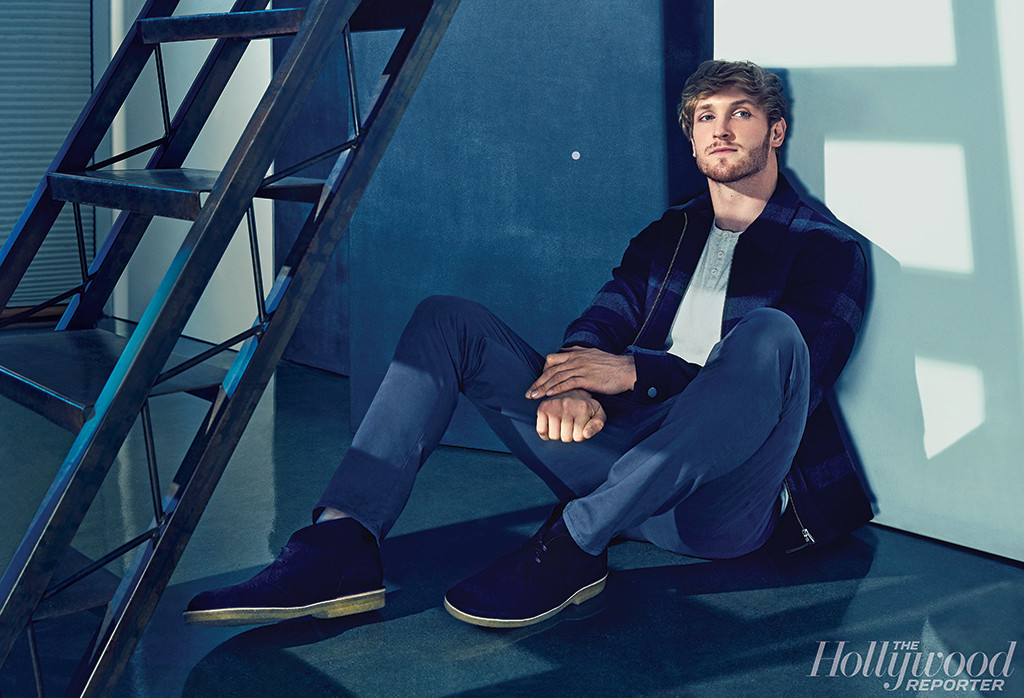Logan Paul, The Hollywood Reporter